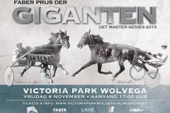Affiche du Prix des Géants - Victoria Park Wolvega