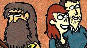 Humour : dessin de Louison