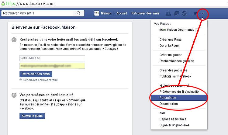 Verrouiller Son Compte Facebook Protégez Vous