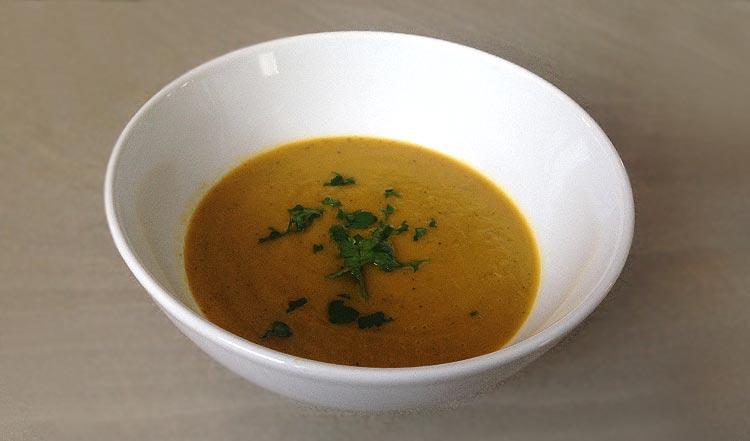 Recette soupe potage de l gumes inratable - Soupe de legume maison ...