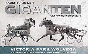 Victoria Park Wolvega : Prix des Géants 2015