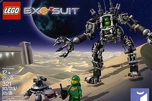 Lego 21109 : Exo Suit