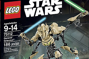 Lego 75112 - General Grevious