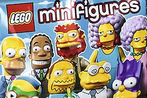 LEGO Minifigures, Les Simpson Série 2
