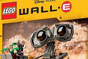 Lego 21303 : Wall-E