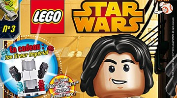 Magazine Lego Star Wars