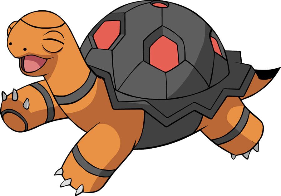 Chartor : Pokémon GO