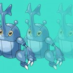 GPS Pokémon Scarhino