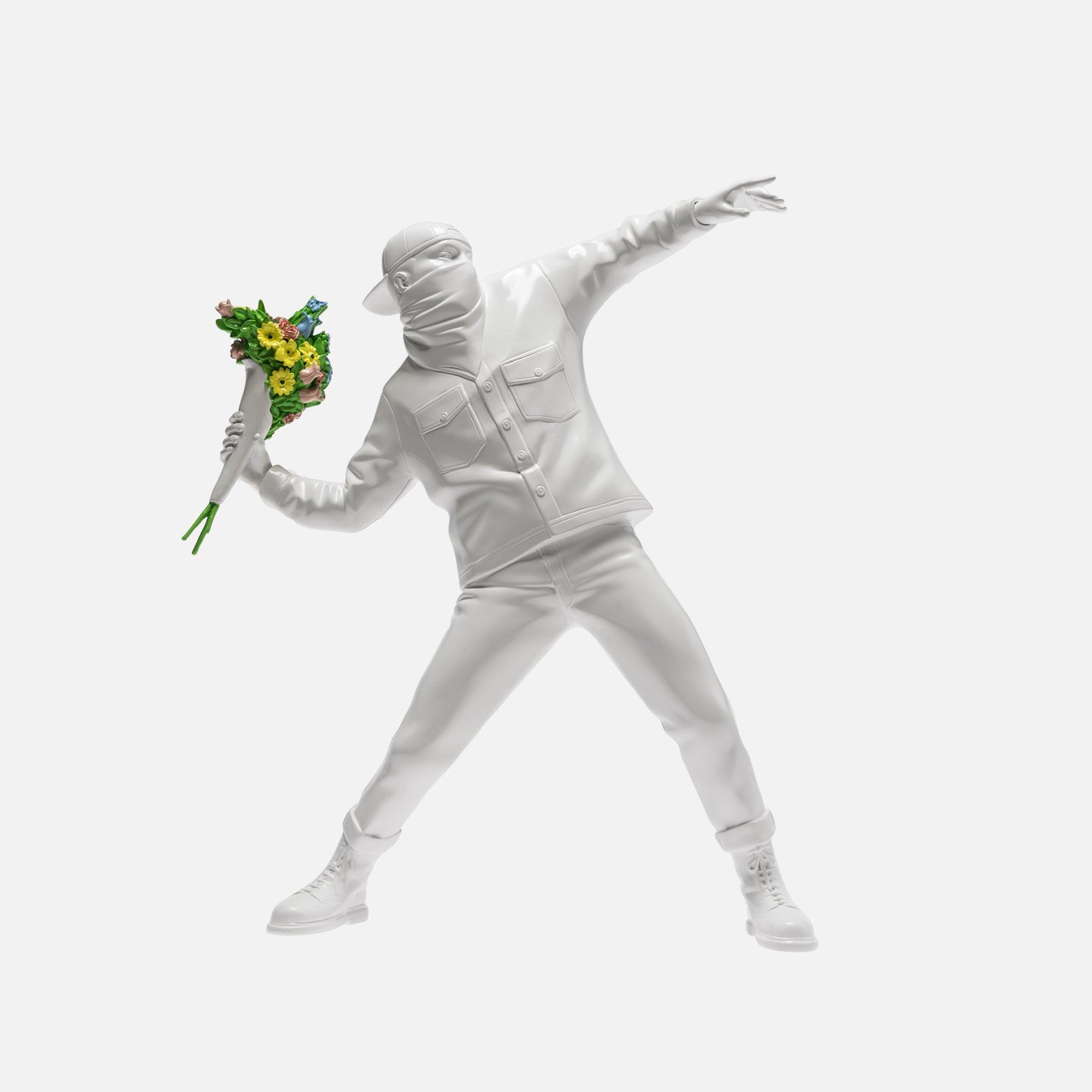 Banksy Medicom Flower Bomber