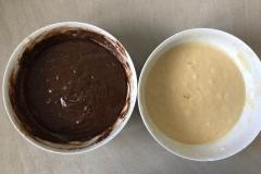 Vos 2 préparations sont prêtes - Recette Cake façon Savane