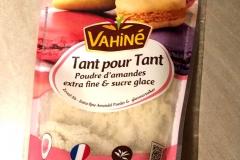 Tant pour Tant Poudre d'amande et sucre glace - Vahiné