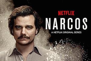 Narcos : série Netflix