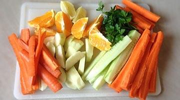 Bien préparer ses jus de fruits et légumes