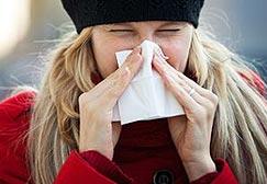 Rhume  : éviter le nez rouge