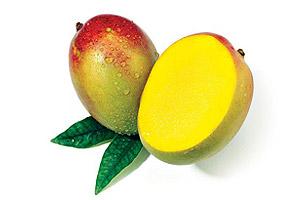 La mangue dans les jus de fruits et légumes
