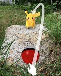 Capture Pokémon