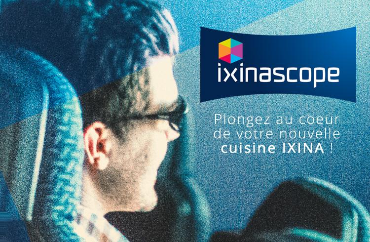 IXINA SCOPE - Ixina Aix-en-Provence