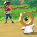 Les étapes pour capturer Meltan - Pokemon GO