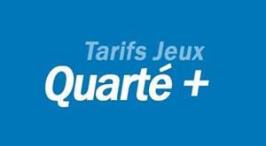 tarifs Quarte +