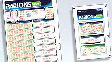 Parions Sport : tarifs multiples