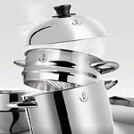 Vitaliseur : cuisson vapeur
