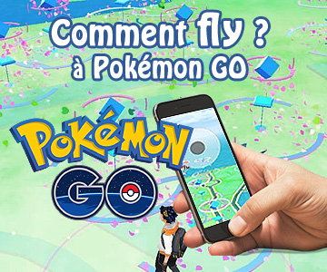 Comment fly sur iPhone