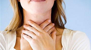 Soigner naturellement un mal de gorge